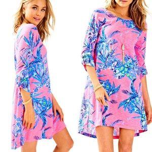 NWT Lilly Pulitzer Surfcrest Dress Size L